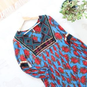 Free People | Bold Blooms Dress